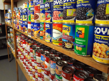 Inter-Faith Food Pantry